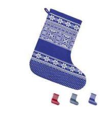 Новогодний носок Скандик