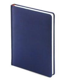 Ежедневник датированный А5 Velvet <br> (темно-синий)