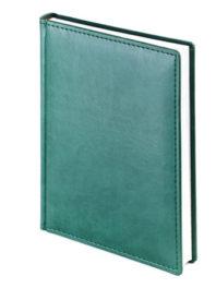 Ежедневник датированный А5 Velvet <br> (зеленый)