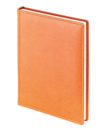 Ежедневник датированный А5 Velvet <br> (оранжевый)