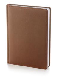 Ежедневник датированный А5 Leader <br>(коричневый)