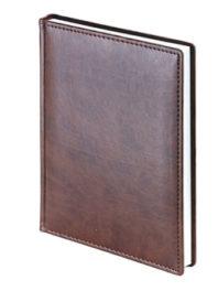Ежедневник датированный А5 Velvet <br> (коричневый)