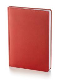 Ежедневник датированный А5 Leader <br> (бордовый)