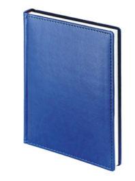 Ежедневник датированный А5 Velvet <br> (синий)