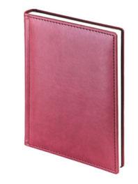 Ежедневник датированный А5 Velvet <br> (бордовый)