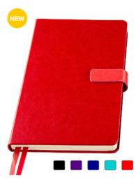 Ежедневник А5 недатированный VERRY<br> (разные цвета)